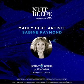 MADly Blue 1er prix